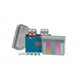 Wasseranalyse Pooltester pH/Cl+Nachfüllpack
