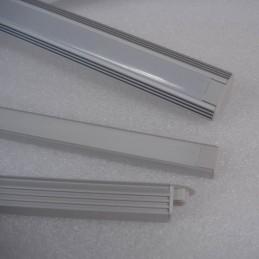 Alu-Profil - Micro-V-Einbau