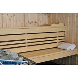 Sauna Zwischenbankverkleidung 120 x 30 cm