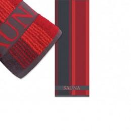 Saunatuch rot 80x200cm...