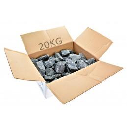 Saunasteine 20kg EOS Sauna Steine erneuern