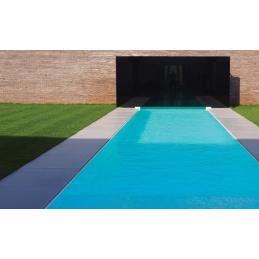 Kunststoff Rechteckbecken Polypropylen Pool Römische Treppe 700x350x150cm