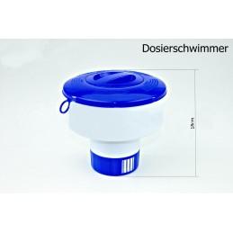Dosierschwimmer für Multibloc Chlordosierer BONPOOL