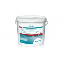 Chlor Schwimmbad Granulat Chlorifix Bayrol schnell löslich 10kg