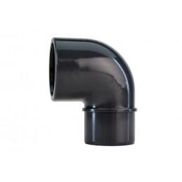 Winkel 90° PVC (50i/63/63) / (40i/50/50) mm Reduziert