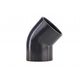 Winkel 45° PVC