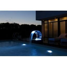 Schwalldusche Tropic mit LED