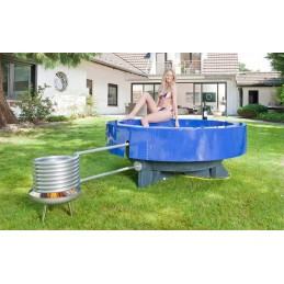 Hot Tub 2.0 blau