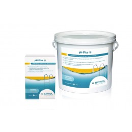 pH-Plus Heber 12kg Bayrol Granulat für Schwimmbad