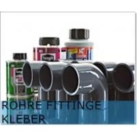 - Rohre Fittinge + Kleber