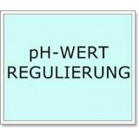 • pH-Regulierung