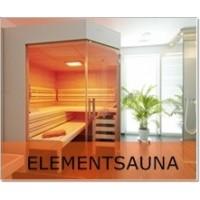 - Elementsauna
