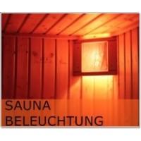 - Saunabeleuchtung
