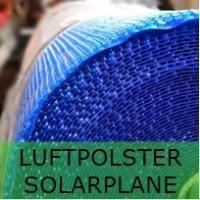 • Luftpolster - Solarplane